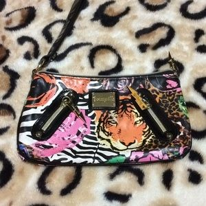 Betsey Johnson large wristlet
